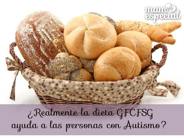 dieta libre de gluten para autismo