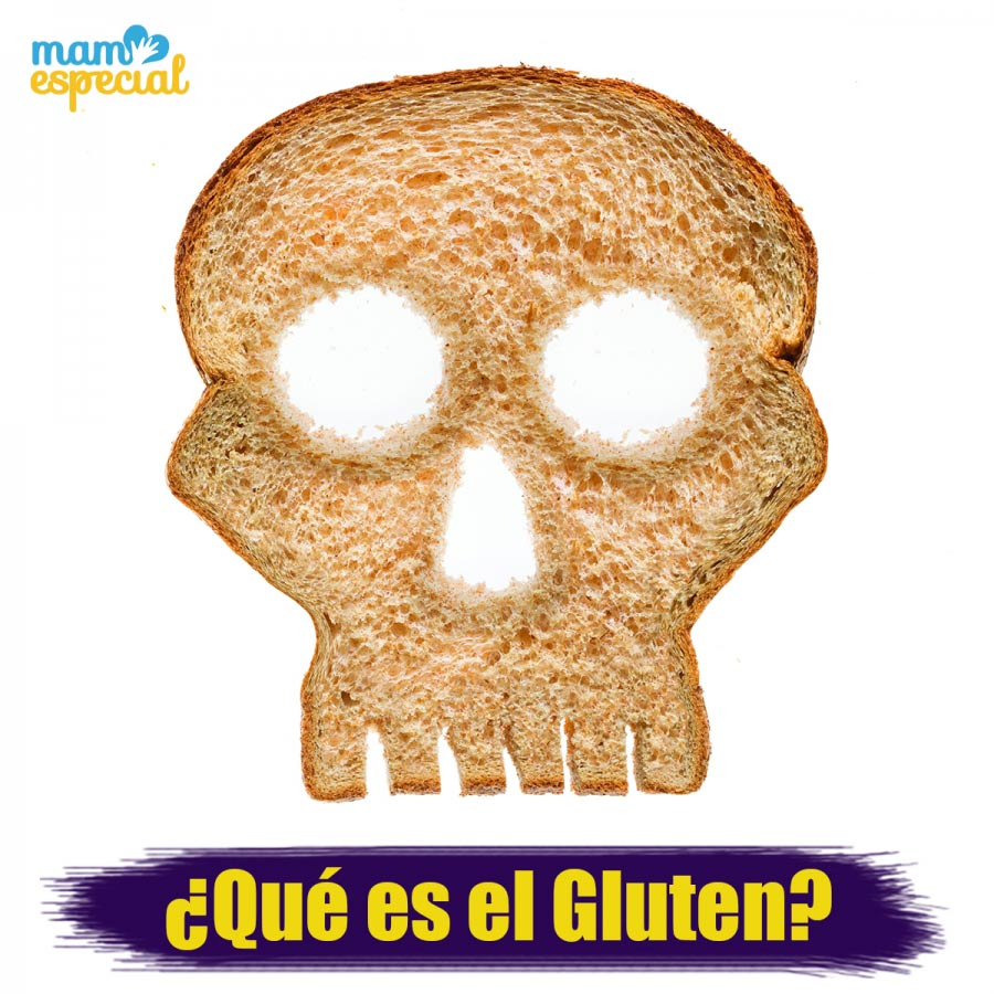 que significa gluten en espanol